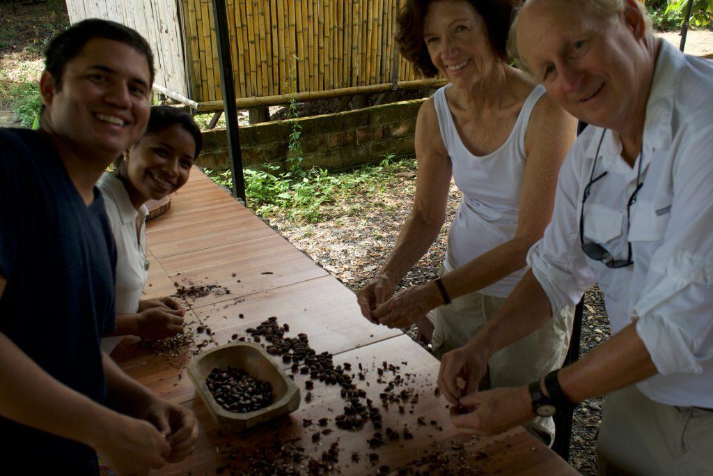 Banana and Cacao Trail