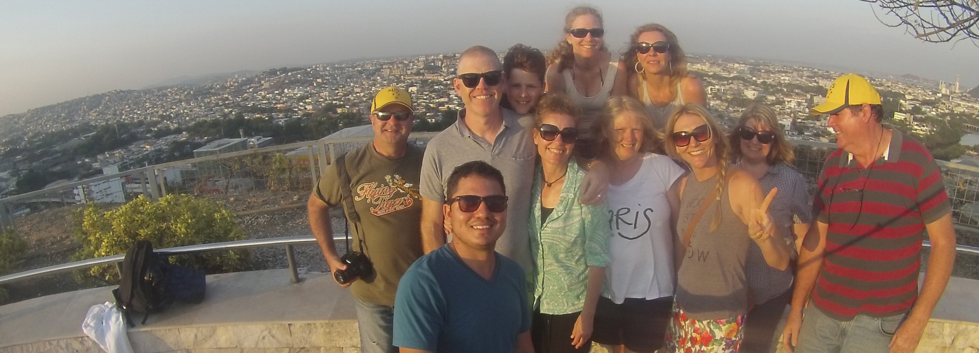 My trip to Ecuador